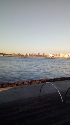 シーバスの釣り場 神戸 甲子園浜 サーファーエリア2