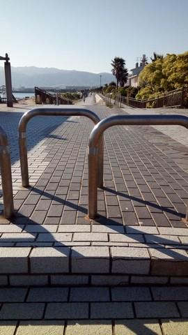 シーバスの釣り場 神戸 甲子園浜 ふるさと海岸2