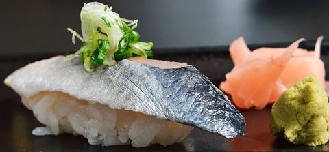寿司とわさびの画像