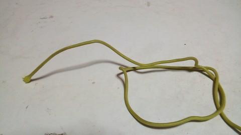 釣り糸や針の結び方 ループノット (1)
