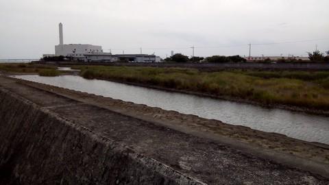 大阪府泉南市 男里川