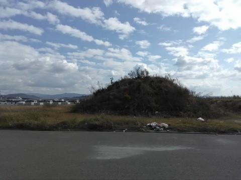 和歌山の太刀魚ポイント 青岸 車がおける湾内