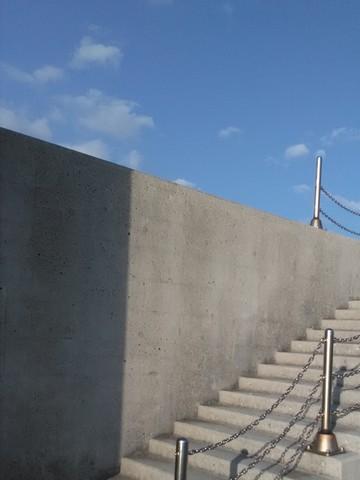 和歌山の太刀魚ポイント 田ノ浦 階段
