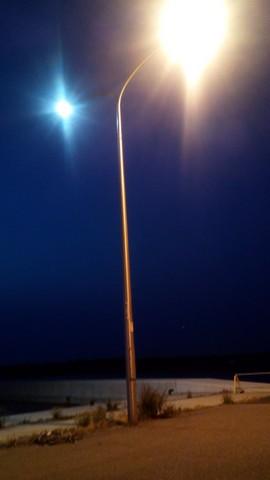 港 常夜灯