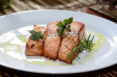 鮭の料理3