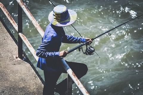 釣り 人の服装