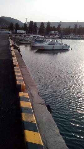 港湾部 船溜まり
