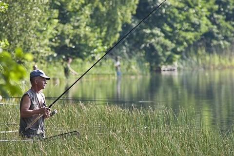 釣り の服装