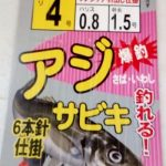 アジサビキ釣り方まとめ 大阪の釣り場